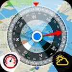 All GPS Tools Pro map compass flash weather Unlocked Mod APK 1.5
