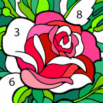 Happy Color Color by Number. Coloring games. mod apk (Unlimited Tips) v2.8.14