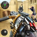 FPS Offline Strike Encounter strike missions mod apk (gold coins) v3.6.20