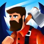 Idle Lumberjack 3D mod apk (Menu mod/Endless seeds/No Ads) v1.5.16