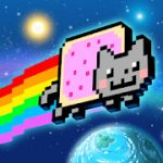 Nyan Cat Lost In Space mod apk (much money) v11.3.2