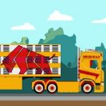 Trucker Joe mod apk (much money) v0.1.96
