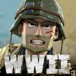 World War Polygon WW2 shooter mod apk (Mod Money/Unlocked) v2.20