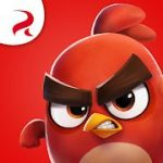 Angry Birds Dream Blast Bird Bubble Puzzle mod apk (Unlimited Coins) v1.28.2