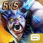 Heroes of Order & Chaos mod apk (Unlimited Coins) v3.6.4a