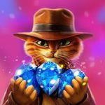 Indy Cat Match 3 Puzzle Adventure mod apk (Infinite Lives/Currency) v1.84