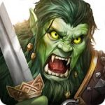 Legendary Game of Heroes Fantasy Puzzle RPG mod apk (QUICK WIN/NO ADS) v3.9.2