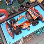 Mini Legend Mini 4WD Simulation Racing Game mod apk (Always win) v2.5.3