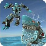 Robot Shark mod apk (Lot of Skill point) v2.8.190
