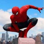 Spider Rope Hero Gangster New York City mod apk (Unlock all characters) v1.5.5
