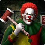 Horror Clown Survival Scary Games 2020 mod apk (Monster does not automatically attack) v1.32