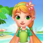 Jellipop Match-Decorate your dream island mod apk (Unlimited gold coins) v8.0.8.3