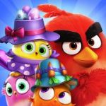 Angry Birds Match 3 mod apk (lives/boosters) v4.9.0