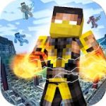 Block Mortal Survival Battle mod apk (AUTO SKIP WAVE LEVEL/NO ADS) v1.43