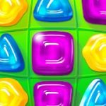 Gummy Drop! Match to restore and build cities mod apk (much money) v4.28.3