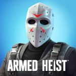 Armed Heist TPS 3D Sniper shooting gun games mod apk (Immortality) v2.4.0