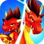 Dragon City mod apk (One Hit) v12.0.2