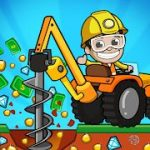 Idle Miner Tycoon Mine & Money Clicker Management mod apk (many superbucks) 3.45.0