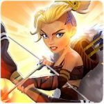 Lionheart Dark Moon RPG mod apk (Skill without CD) v2.1.7