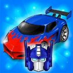 Merge Battle Car Best Idle Clicker Tycoon game mod apk (Unlimited Coins) v2.4.8