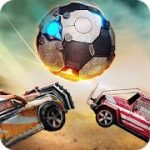 Rocket Car Ball mod apk (Mod Money) v2.0
