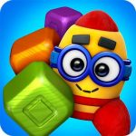 Toy Blast mod apk (Unlimited Lives/Boosters & 100 Moves) v8878