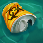Trash Tycoon idle clicker & simulator & business mod apk (a lot of gold) v0.3.8