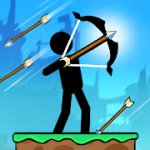 The Archers 2 Stickman Games for 2 Players or 1 mod apk (much money) v1.6.5.0.3